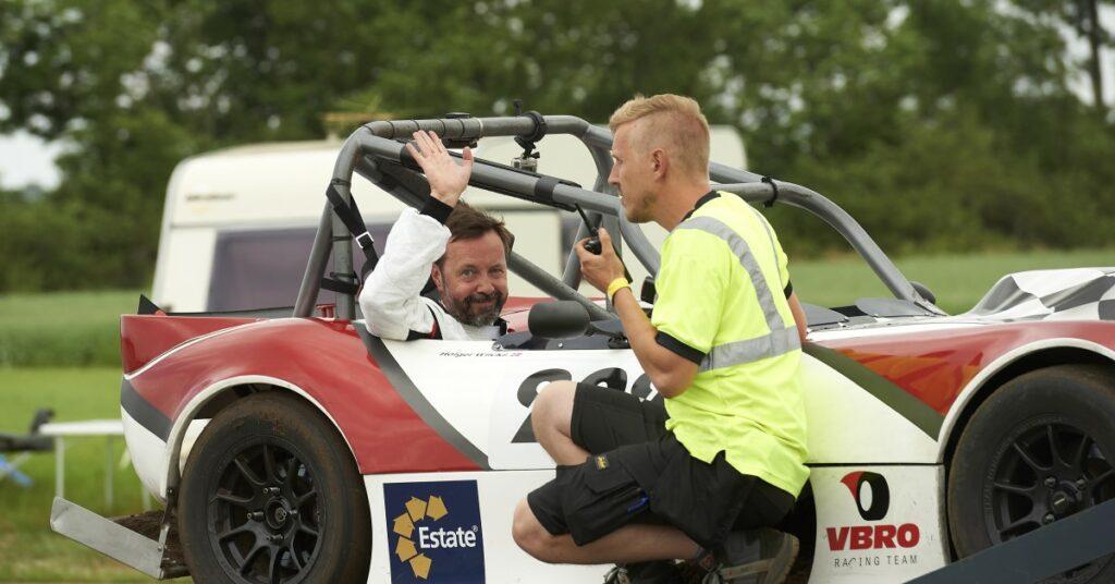 Vbro Racing siger på gensyn fra Padborg Park